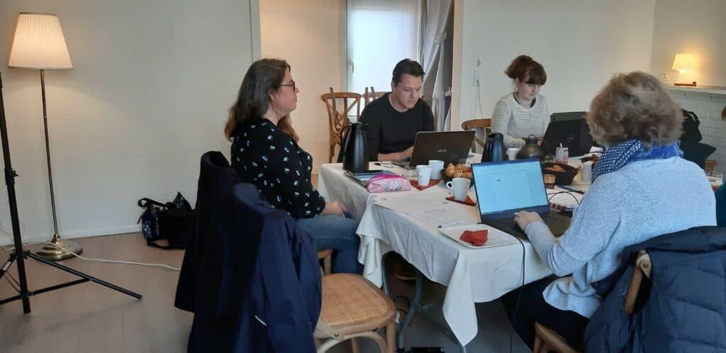 Workshop Samen Schrijven met focus