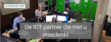 Neddine Solutions - ICT-support voor KMO's - banner