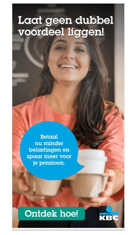Een actieve en positieve call to action - kbc.be