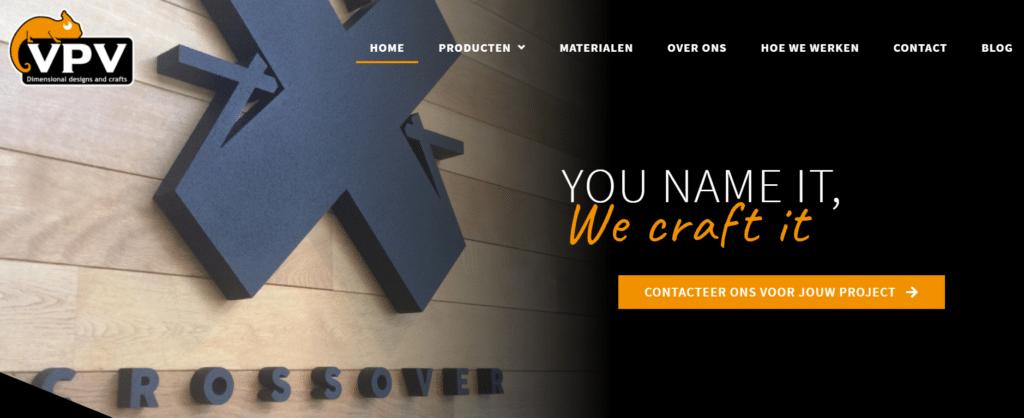 VPV Design zet slim in op SEO-copywriting