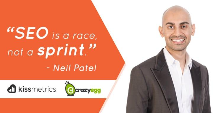 Neil Patel Ubersuggest