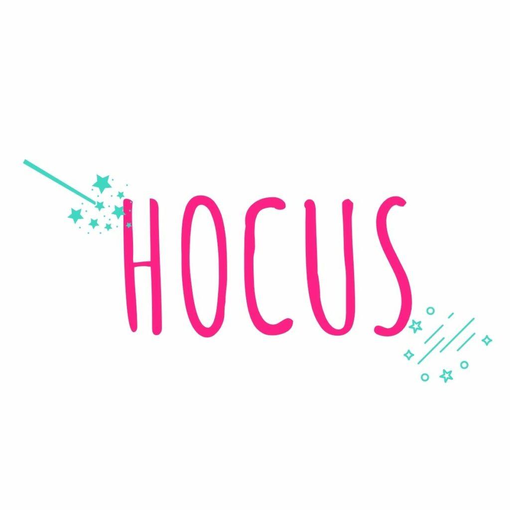 Hocus-formule   SEO-copywriter Myriam Beeckman